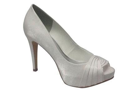 Sapato de Noiva Modelo 828 Branco