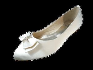 Sapatilha de noiva Lopez calcados